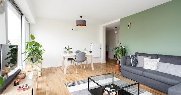 Rénovation d'un appartement de 60 m²