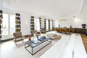 Appartement de prestige de 220m² intégralement repensé