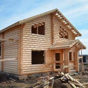 Maison en bois ecologique