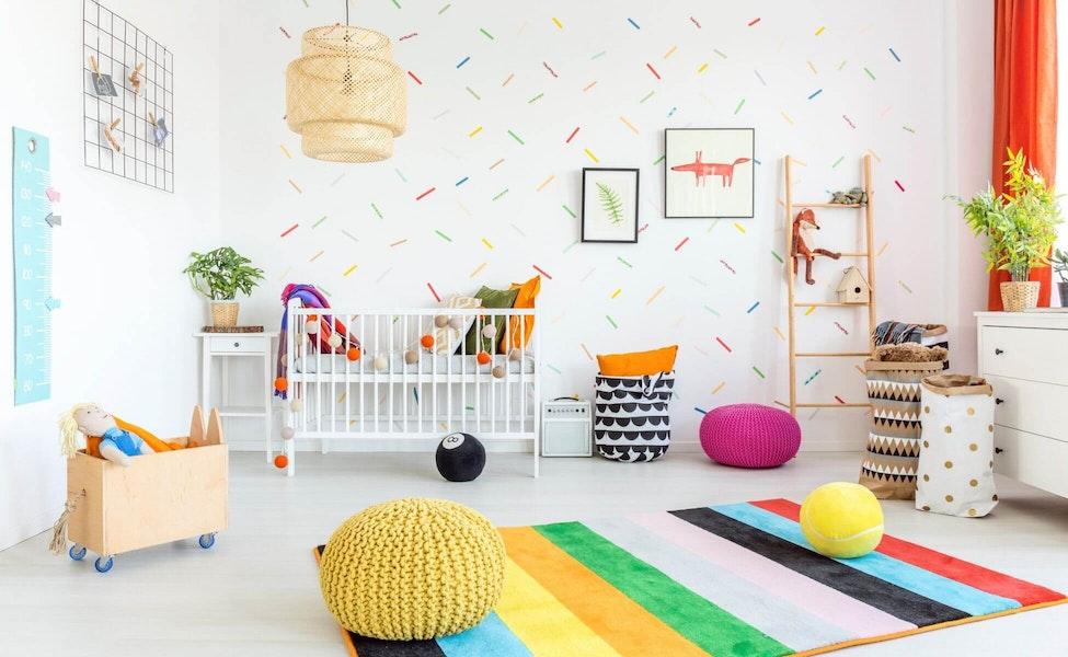 Papier peint pour chambre d'enfant ou de bébé