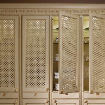 portes cuisine bois rustique