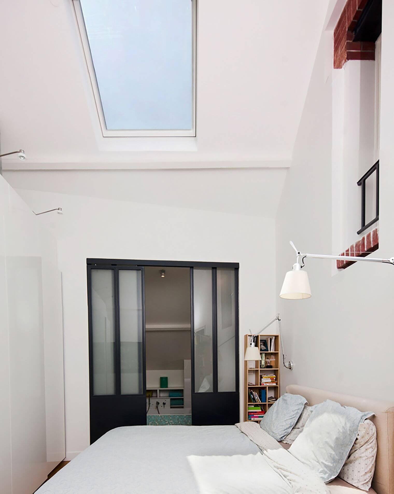 Rénovation chambre dans une maison familiale