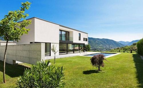 Étapes de la construction d'une maison