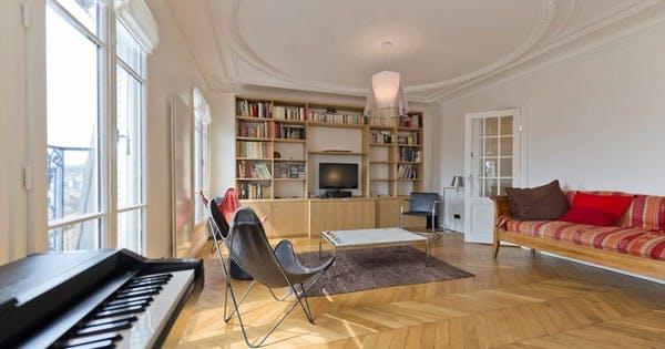Rénovation haut de gamme d'un appartement de 136 m²