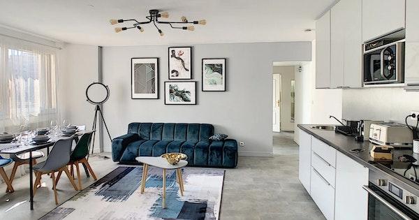Rénovation Appartement de 85 m² - Lyon