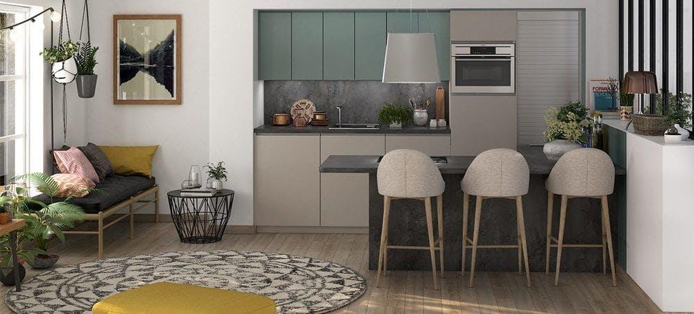 cuisine ixina style moderne design