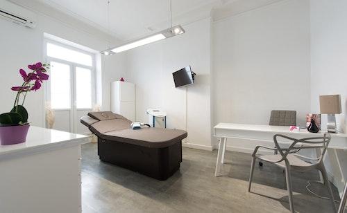 Rénovation d'un cabinet médical à Lyon