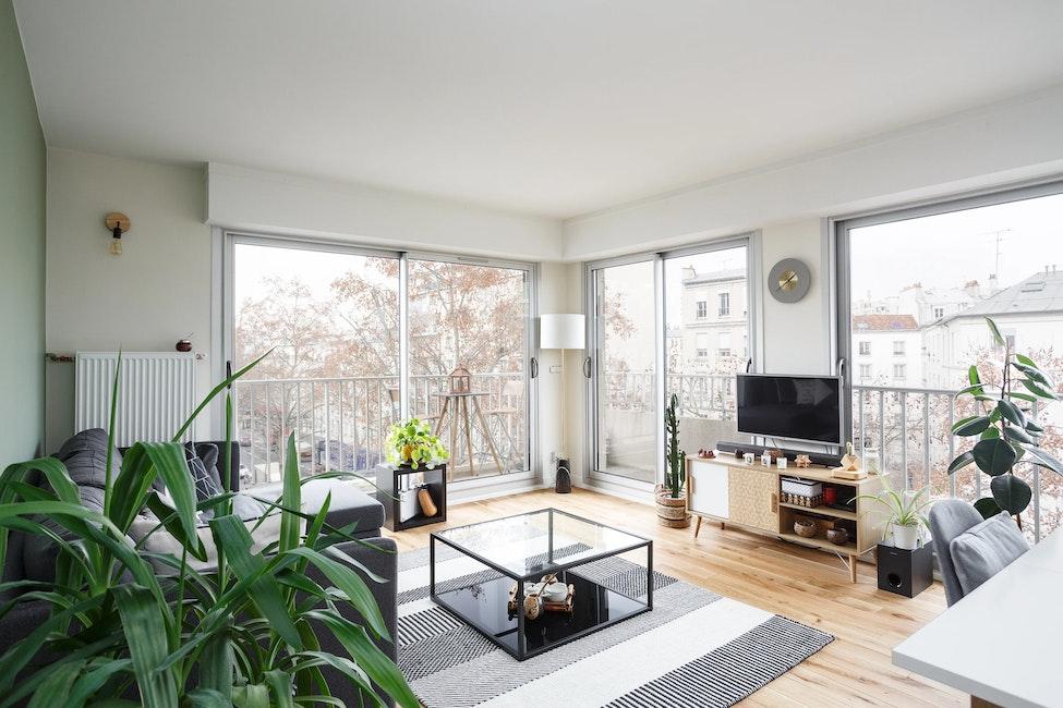 Rénovation appartement 60 m²