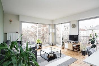 Rénovation d'un appartement de 60 m² à Paris 12