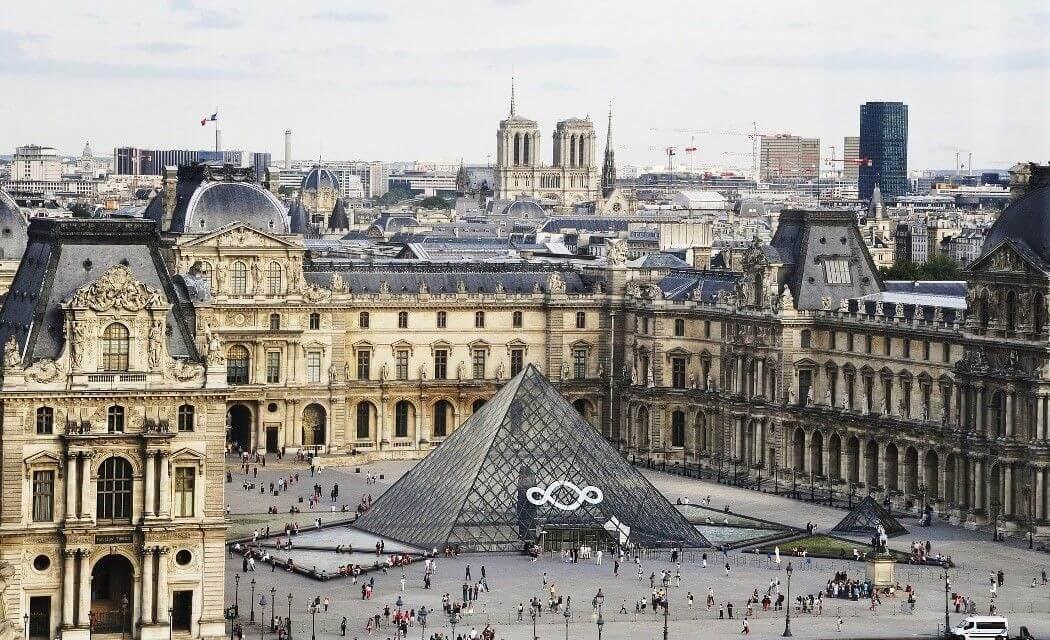 Architecte en Chef des Monuments Historiques - Musée du Louvre