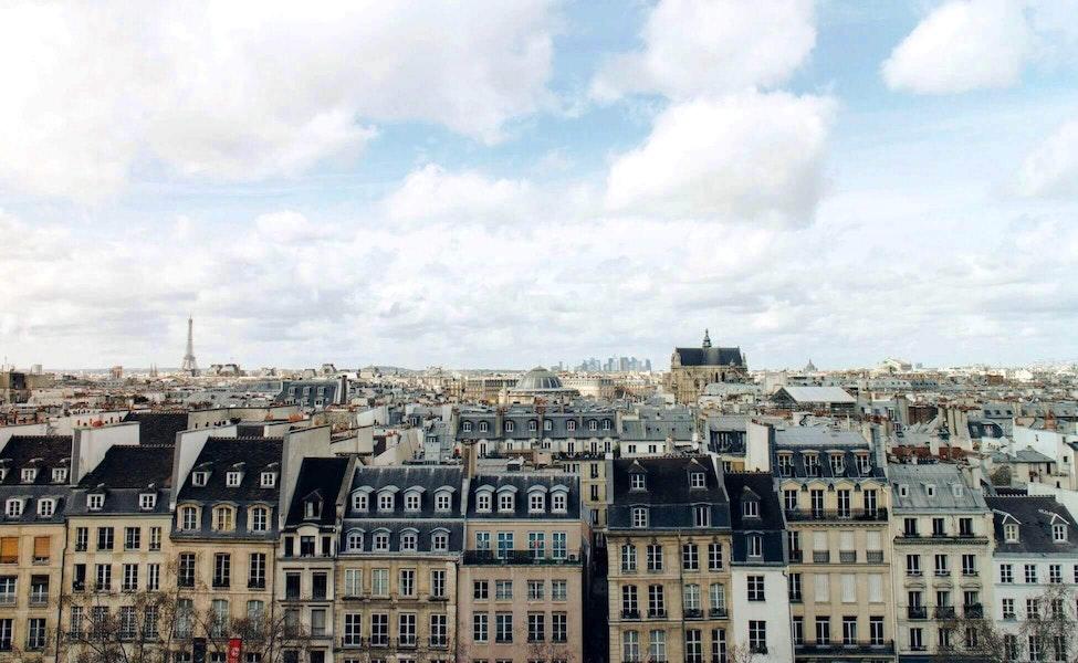 Styles architecturaux des façades parisiennes