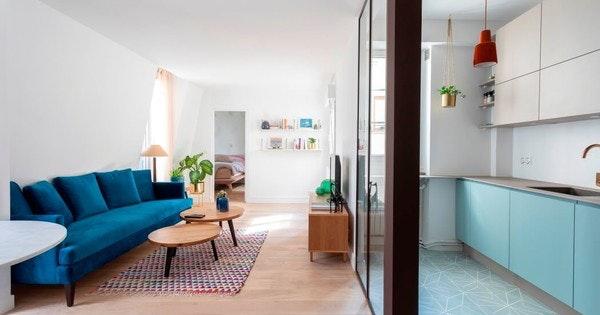Rénovation Appartement de 64 m² - Paris 16