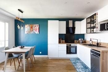 Rénovation d'un Appartement de 54m² à Paris 16