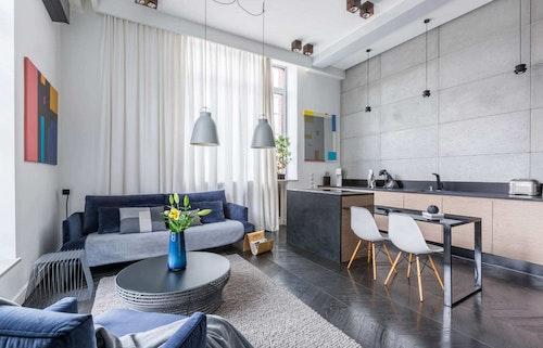 Rénovation d'appartement à Paris 14