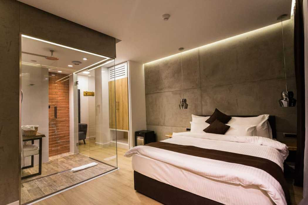 Rénovation appartement Haussmannien de 100 m² à Paris 18