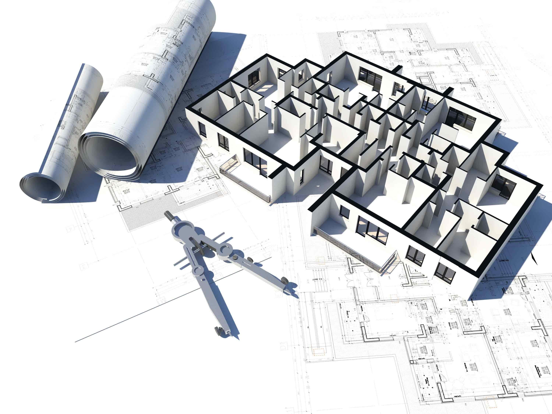 Plan de masse architecte