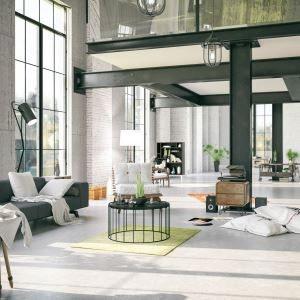 Réhabilitation d'un bâtiment industriel en loft à Lyon