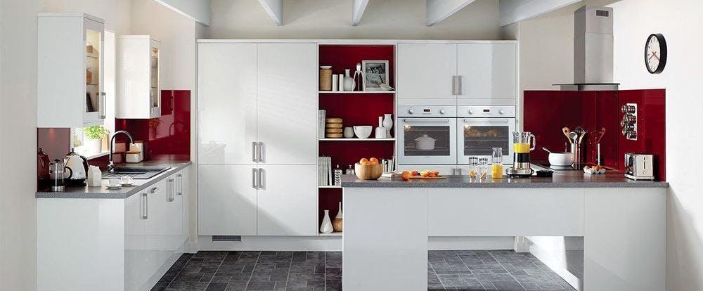 Cuisine Houdan design moderne