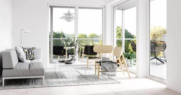 Fenêtre et porte-fenêtre