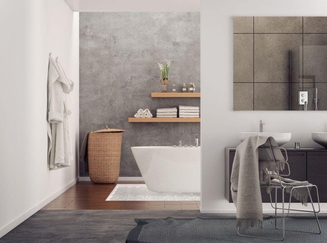 Accessoires déco salle de bain
