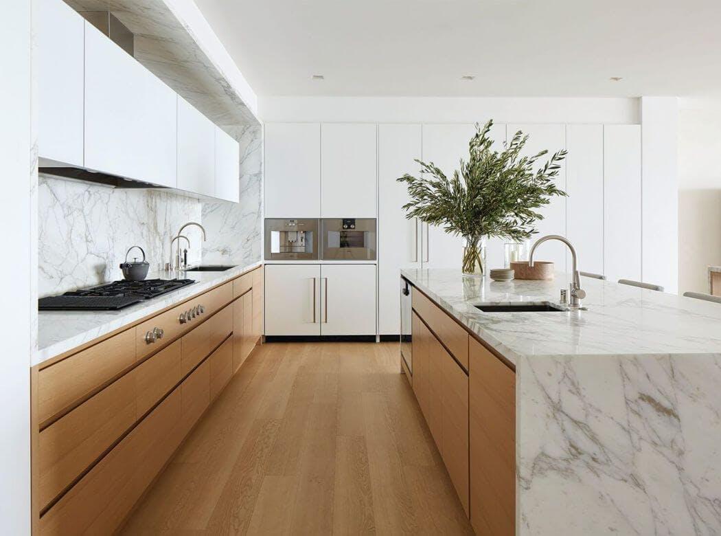 Renovation appartement de 125m² à Paris 16