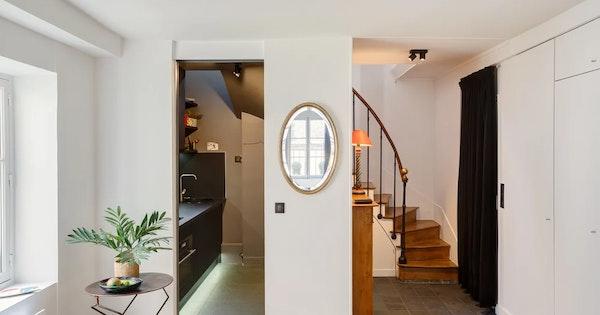 Rénovation appartement 65 m² - Paris 6