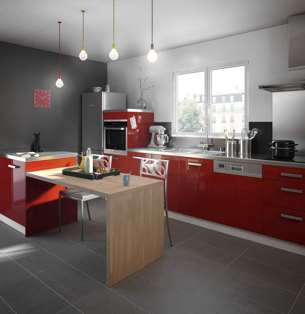 cuisine lapeyre rouge