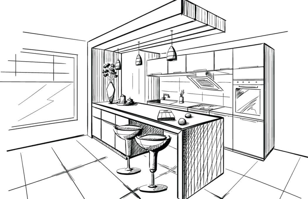 Projet de renovation interieure d'un appartement