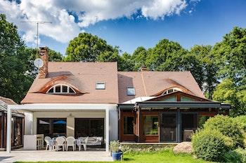 Grande maison de 270 m² surélevée