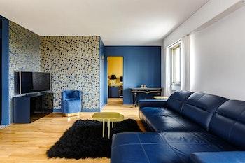 Rénovation d'un appartement familial de 123m²