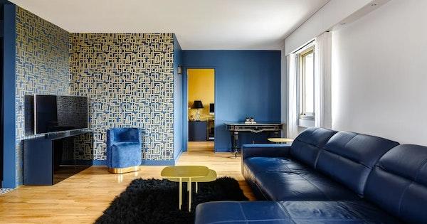 Rénovation appartement 123 m² - Saint-Cloud (92210)