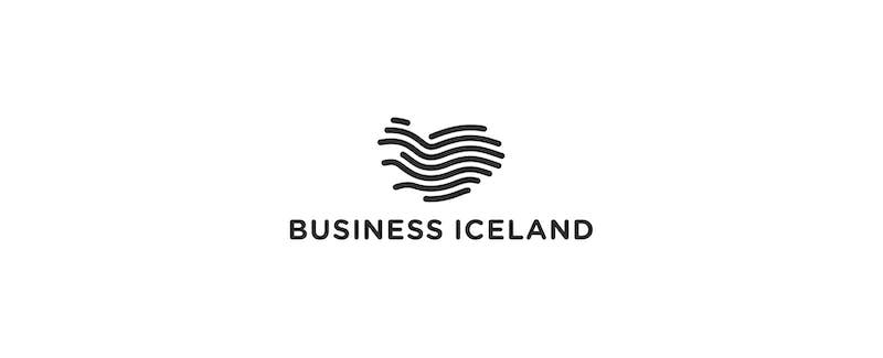 Business Iceland logo
