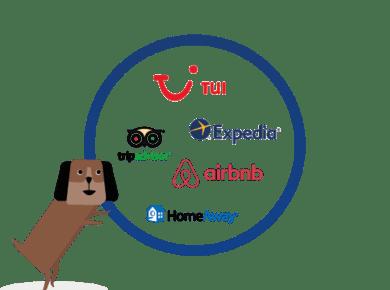 TravelNest channel partners