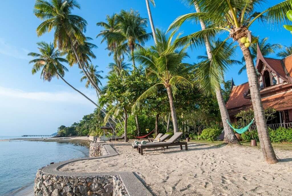 Thai Lanna House on the Beach, Koh Samui