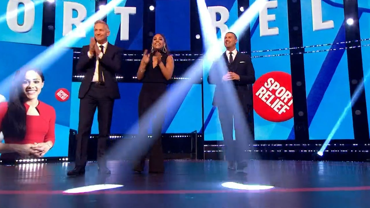Sports relief 2020 Stage 3