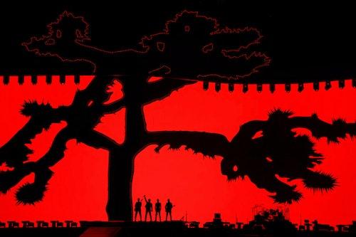 U2 Joshua Tree main image