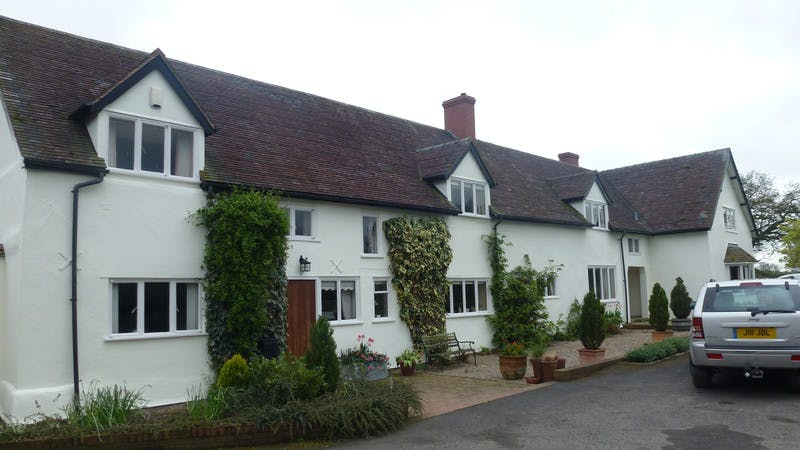 Wenlock Spring Farmhouse