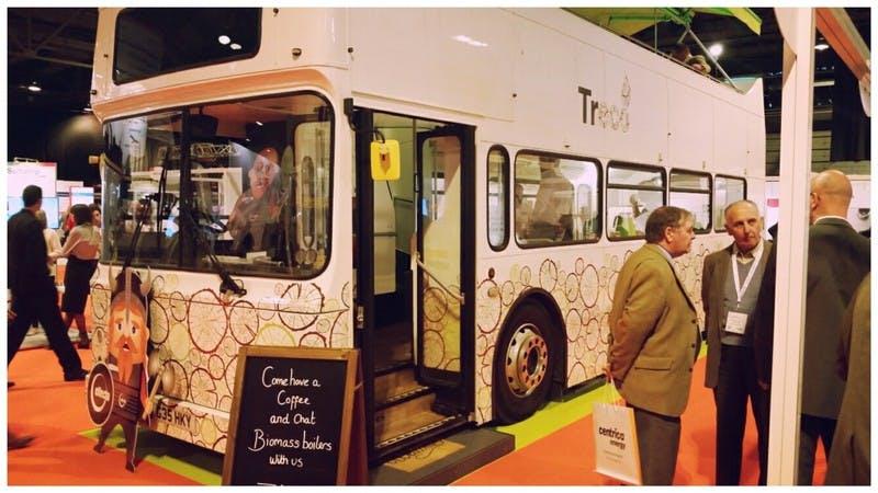 All Energy Treco fun bus