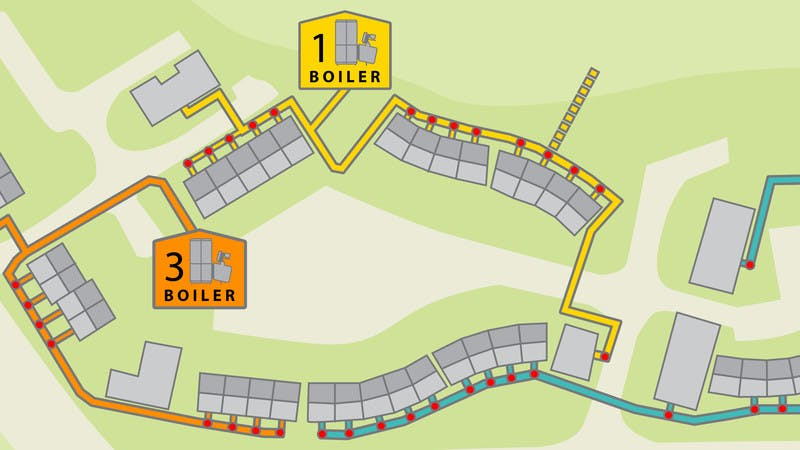 Perryfields Biomass District Heating Site Plan