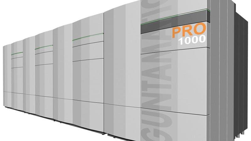 Guntamatic Pro 1000kW 1MW biomass boiler
