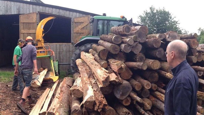 Dartmoor Wood Fuel Cooperative