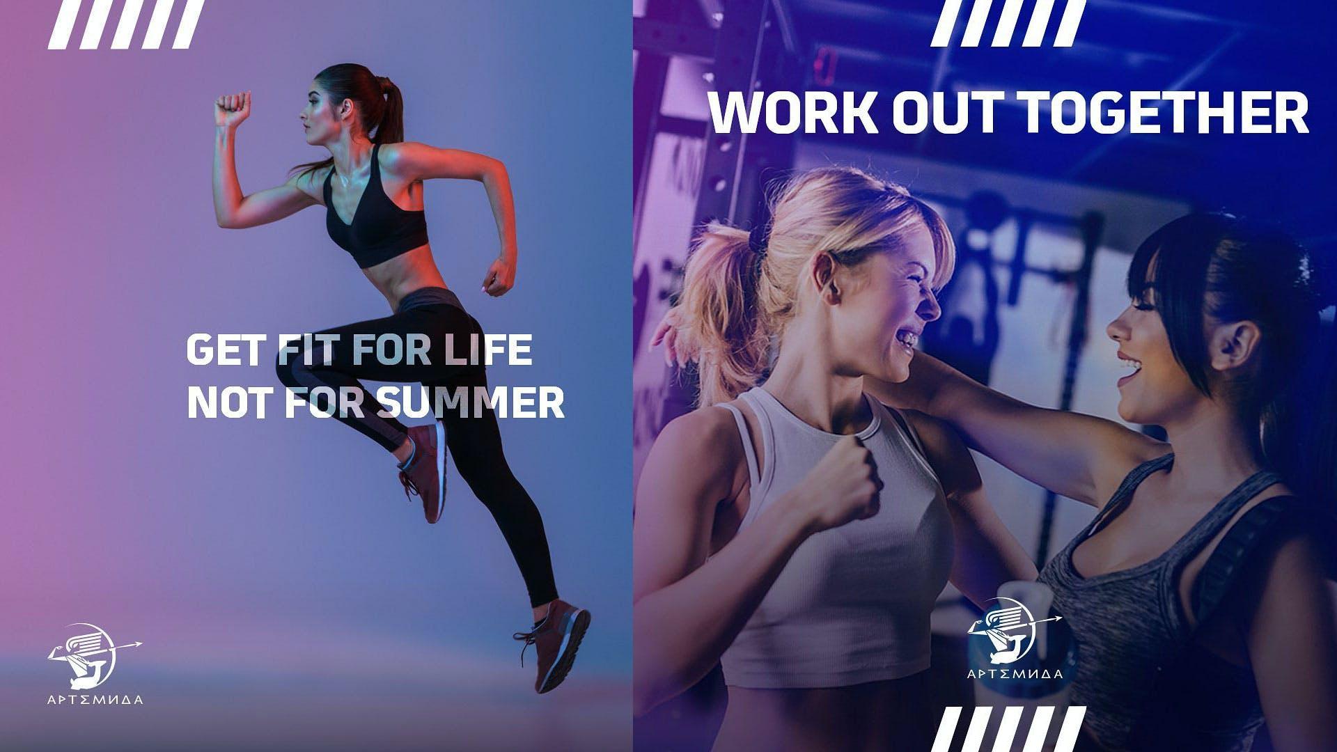 Artemida Fitness - Work out Together