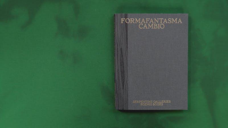 Formafantasma, Cambio, Catalogue, Serpentine Galleries