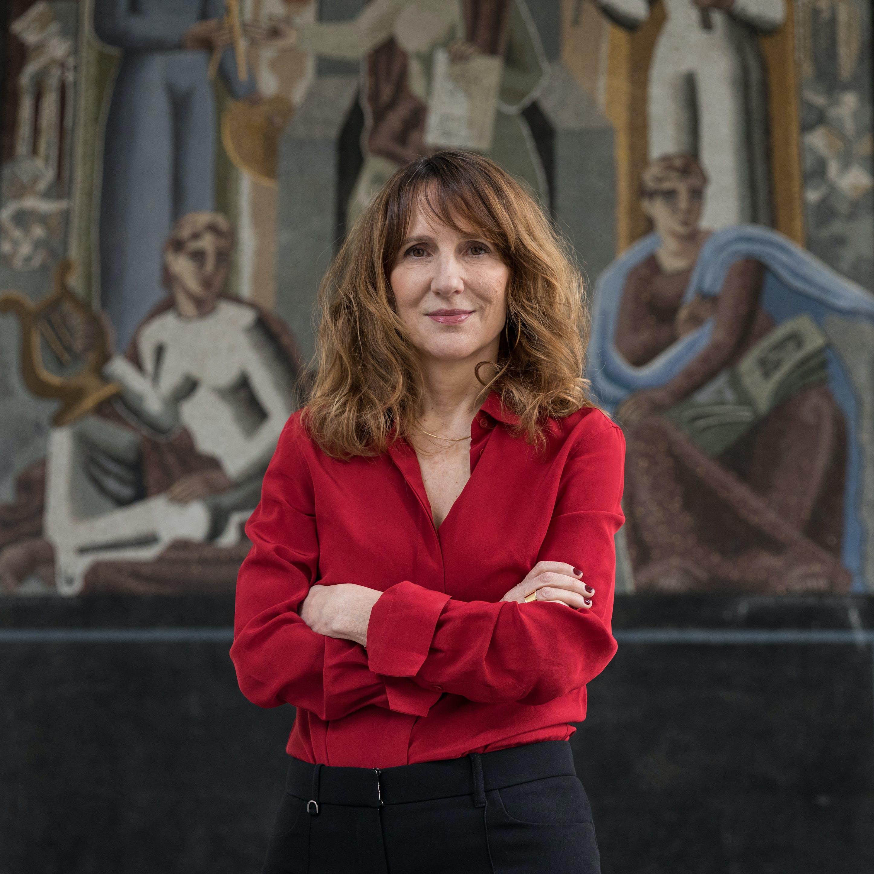 Ersilia Vaudo © Triennale Milano