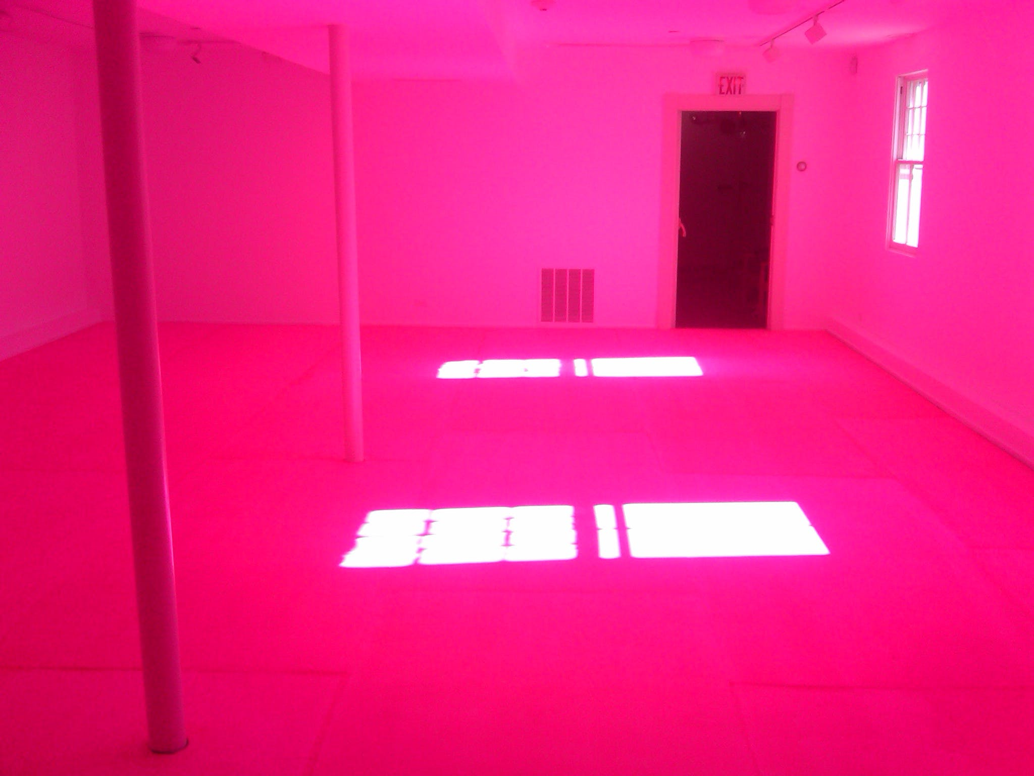 Koo Jeong A, Constellation Congress, Dan Flavin Institute, 2010