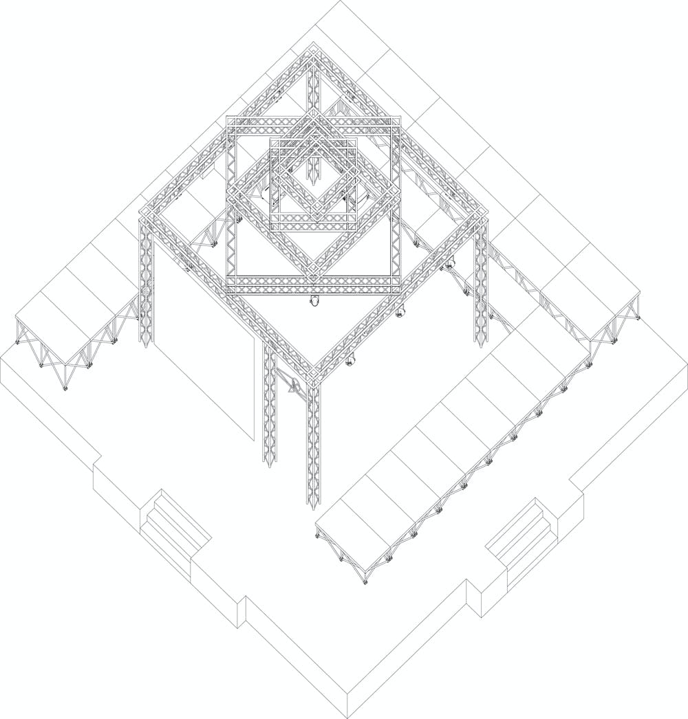 Drawing by Raumplan