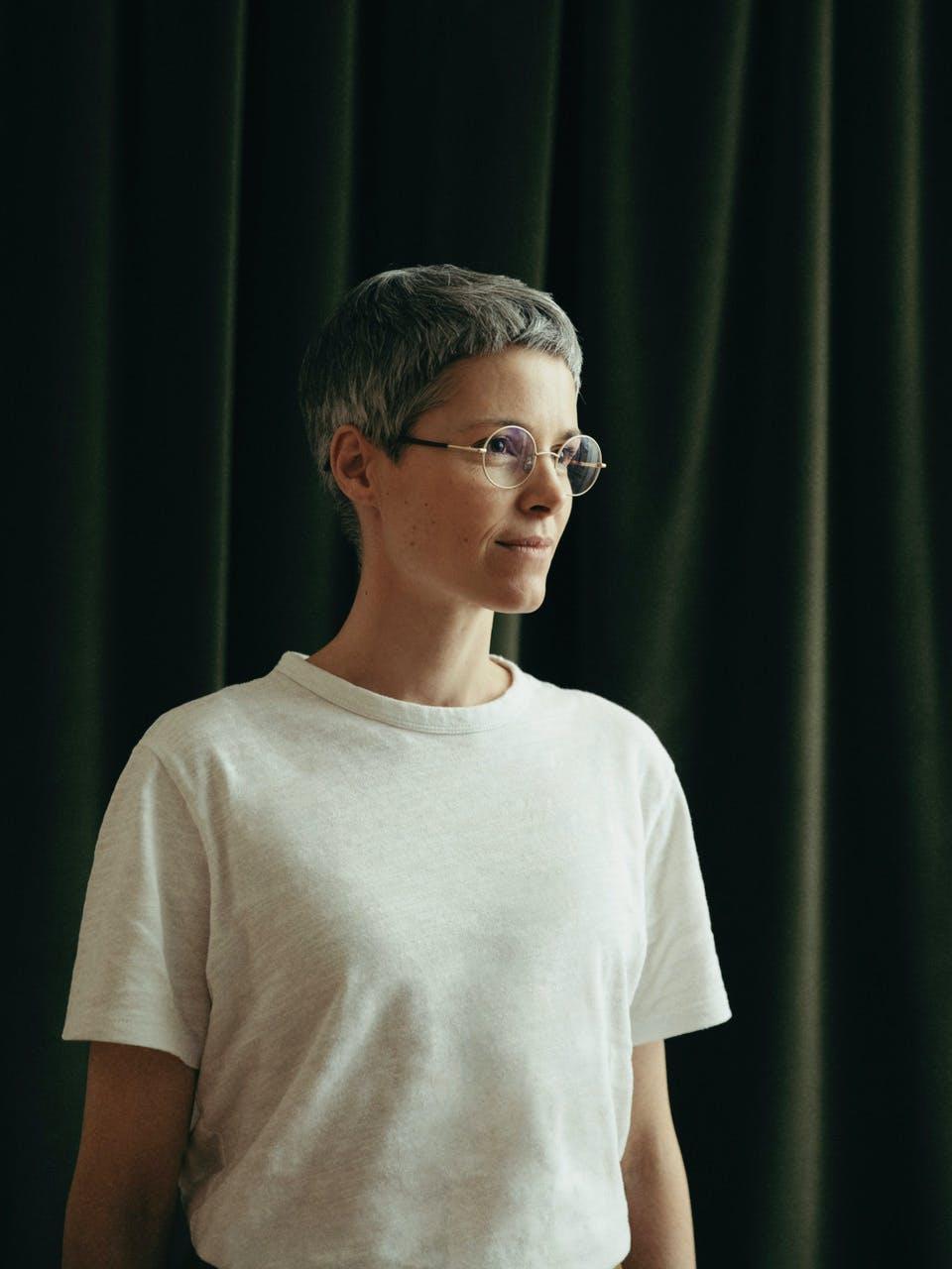 Portrait of Angela Rui © Mattia Balsamini