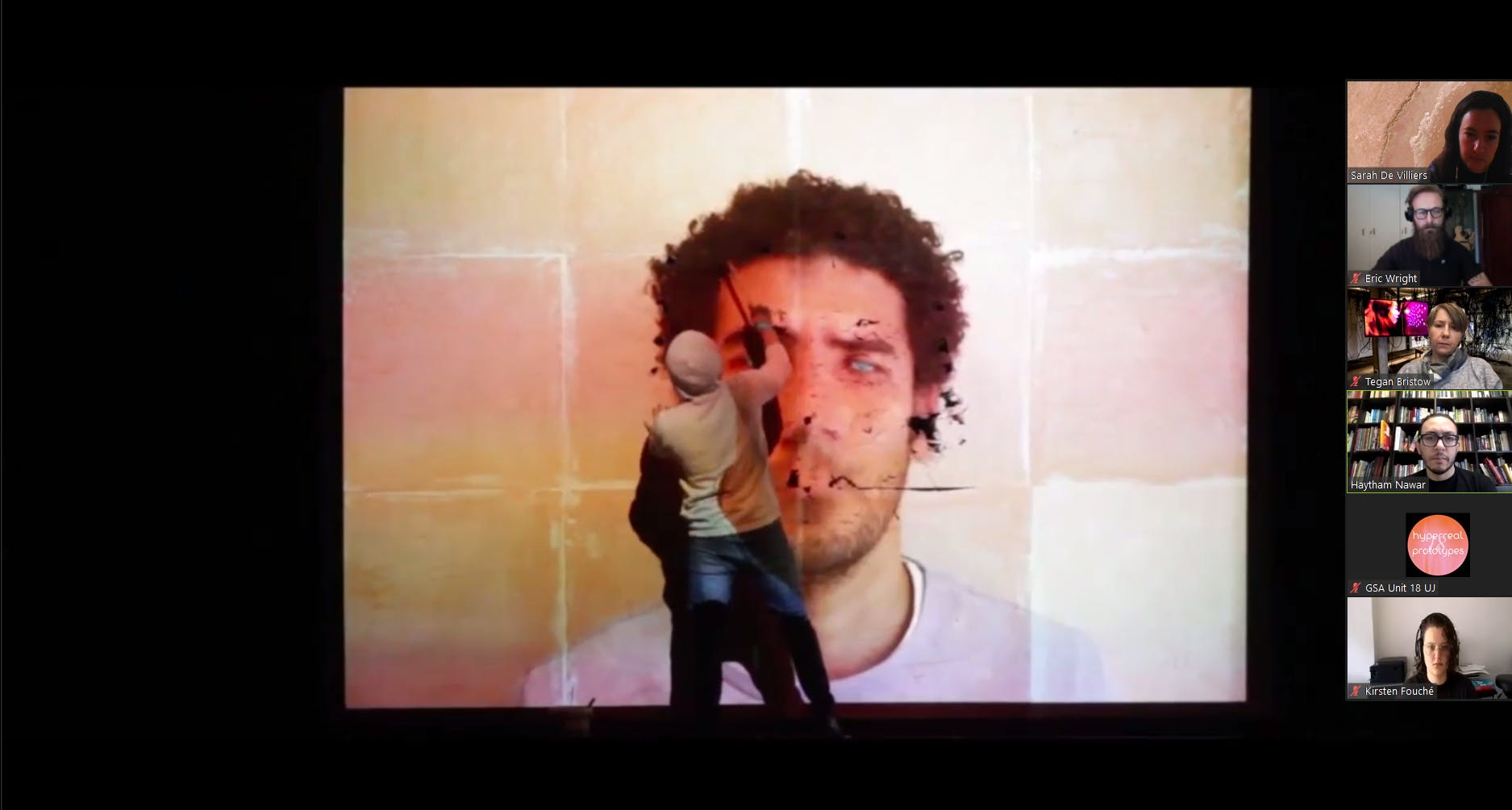 """Excerpt from Haytham Nawar's """"Cairotronica"""" in Dialogues with Dust"""