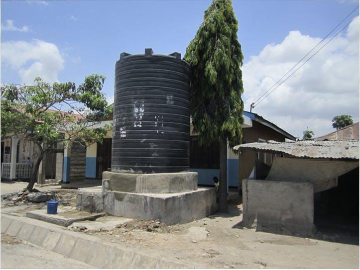 Tambukareli, Dar es salaam, 2011. Photo Maria Chiara Pastore