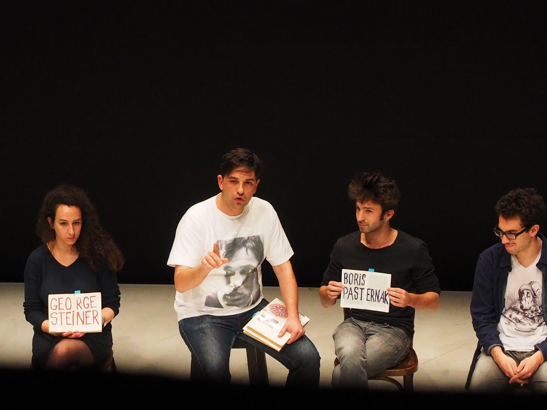 Tiago Rodrigues, By Heart, foto di Magda Bizarro